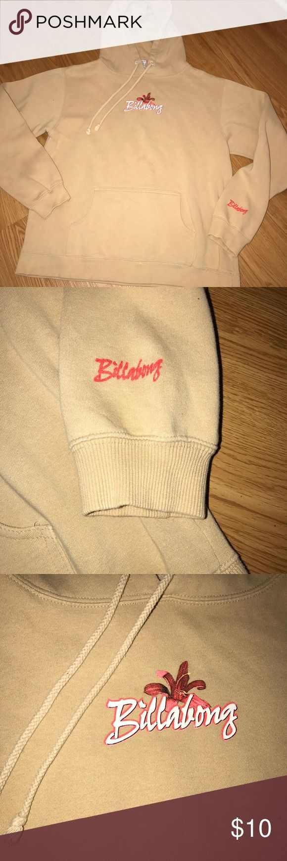 Billabong girls hoodie sweatshirt pullover large Excellent condition, smoke free, pet free home. Please check out my other listings for similar items :) Billabong Jackets & Coats