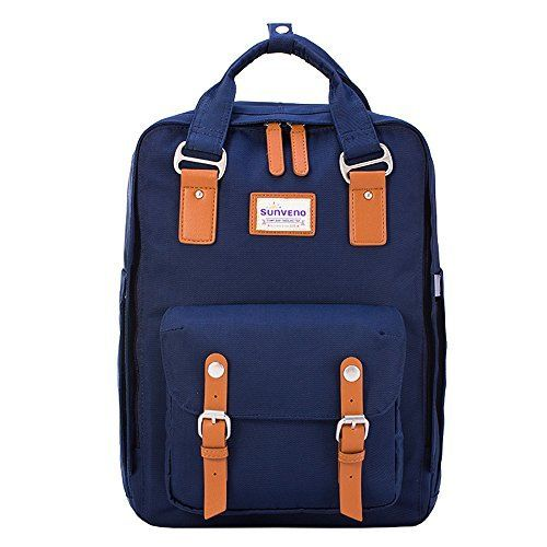 Sunveno Women Backpack Baby Diaper Nappy Chainging Bag With Changing Pad (Navy Blue) | Buy Online | Ubuy Australia