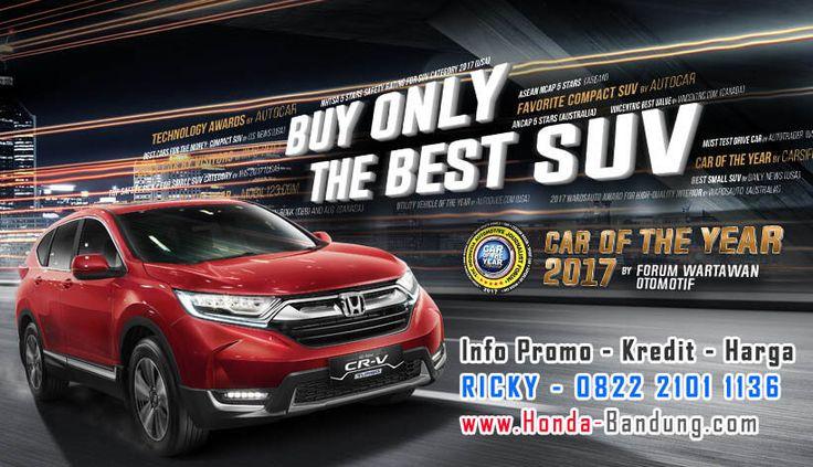 Promo Akhitr Tahun Honda CRV 2017