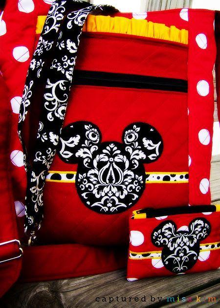 Super cute Disney bag