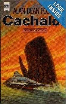 Cachalot, by Alan Dean Foster.  So-so, not one of his best.