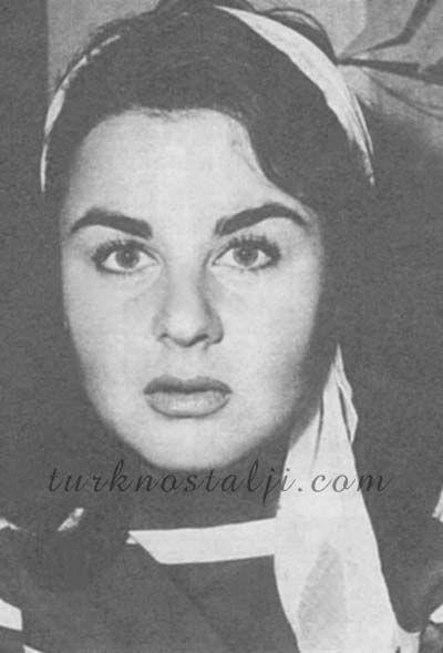 Fatma Girik, yıldızının parlamaya başladığı yıllarda...