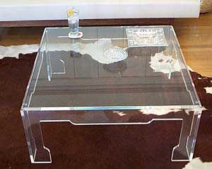 acrylic coffee table ikea
