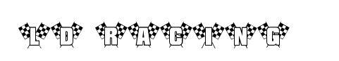 free racing fonts | ... Racing font download free and download LD-Racing.ttf font file free