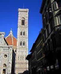 GIOTTO, Campanile del Duomo, 1334, Firenze
