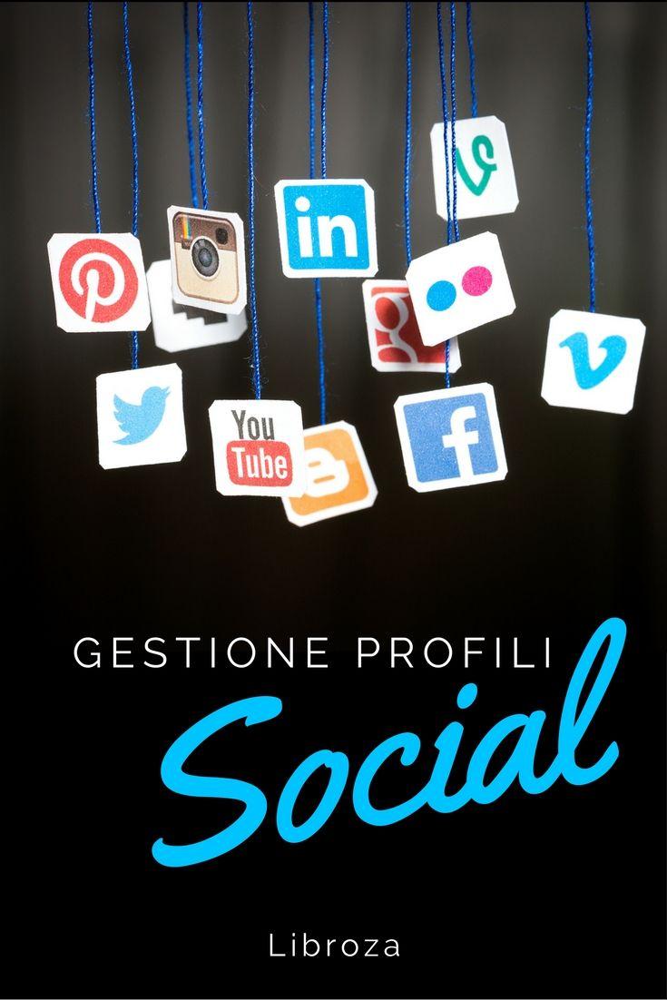 Servizio professionale di gestione dei tuoi profili social per promuovere il tuo libro sui Social Media - Libroza.com