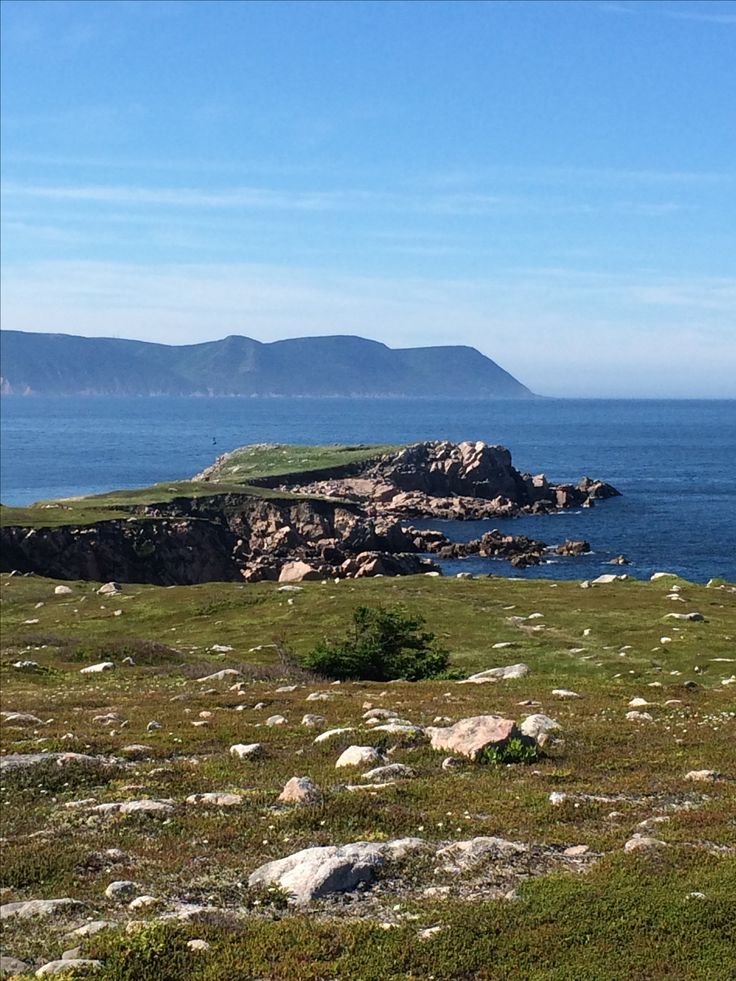 I can't get enough of this place. White Point, Ingonish, Cape Breton