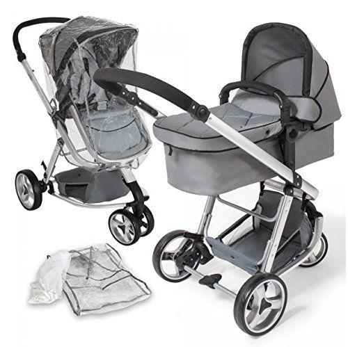 TecTake 400829 - Cochecito  #maternidad http://carritosbebe.org/producto/tectake-400829-cochecito/