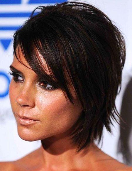 25 Victoria Beckham Kurzes Haar Frisuren