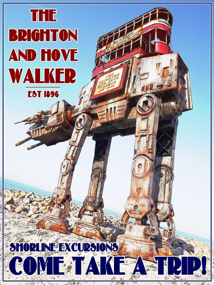 THE BRIGHTON AND HOVE WALKER..A HISTORY
