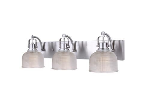Vanity Lights Menards : Patriot Lighting Dynasty Brushed Nickel 25
