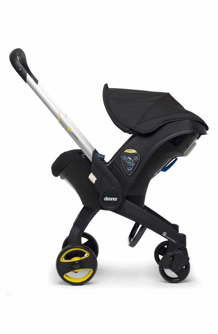 Doona convertible infant car stroller system