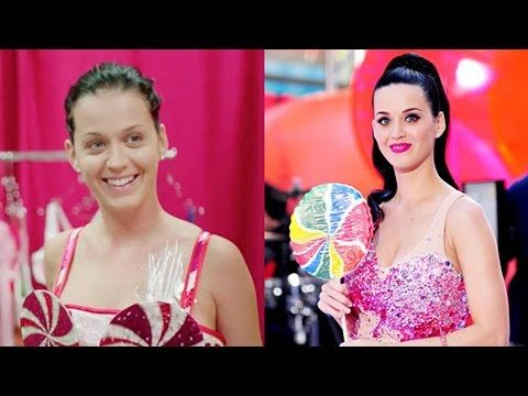 25 Celebrities Without Makeup - YouTube