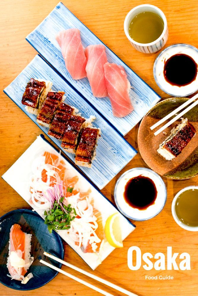 We ate our way through Japan's kitchen to prepare the ultimate Osaka food guide. From snack food to ramen to sushi, Osaka has it all!