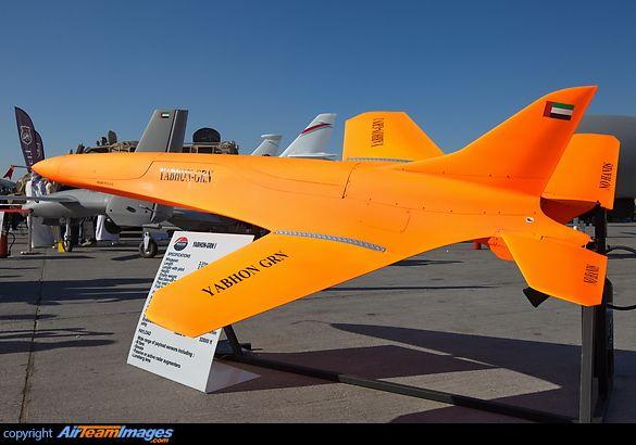 Adcom Systems Yabhon-GRN 1 UAV