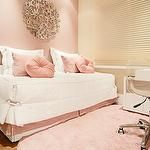 girl's rooms - pink bedroom cute  lovely pink bedroom