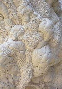 Simone Pheulpin Sculpture textile