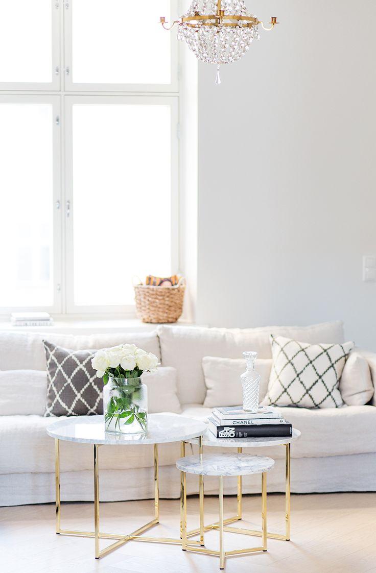 Eleganter Marmor Tisch Selbst Machen Unter DIY Für Marble Coffee Table Mit  Dekoration Inspiration Für Ein Luxuriöses Interior.