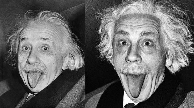 Arthur Sasse: Albert Einstein