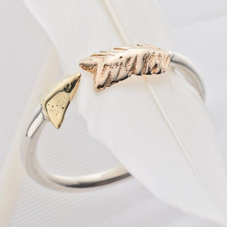 Palas Jewellery - Arrow ring