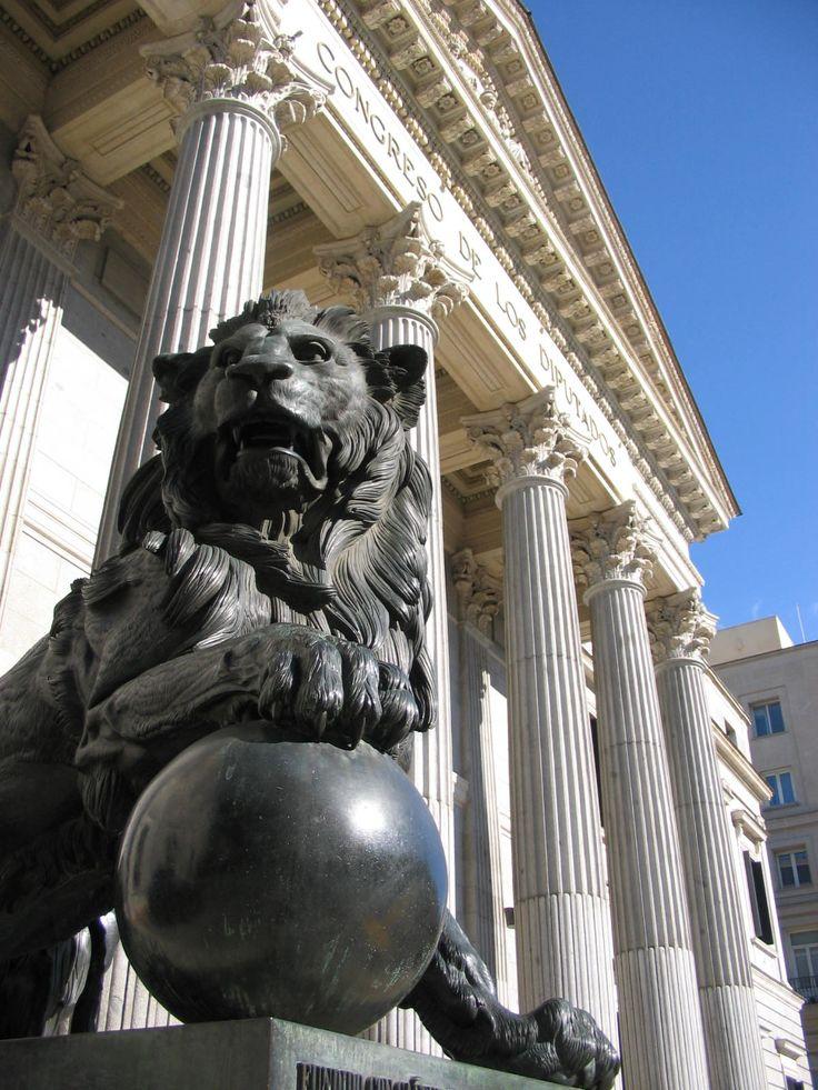 Congreso de los Diputados, Madrid