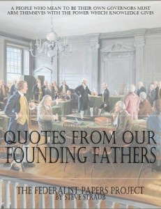 Founding Father Quotes in easy to download format.