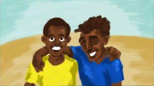 De hoofdpersonen zijn: Rahmane Zengo is een lieve jongen  die goed is opgevoed. Rahman weet niet precies hoe oud hij is in Afrika houden ze dat niet zo bij als in Europa. Hij wil professioneel voetballer worden.  Tigani is de beste vriend van Rahmane en wordt net zoals Rahmane gescout voor de selectie.  Meneer Baouri is de voetbaltrainer van Rahmane in het arme dorpje in Afrika. Baouri heeft geregeld dat de scout kwam kijken.  Meneer Zangou is de man die de jongens heeft gescout uit het…