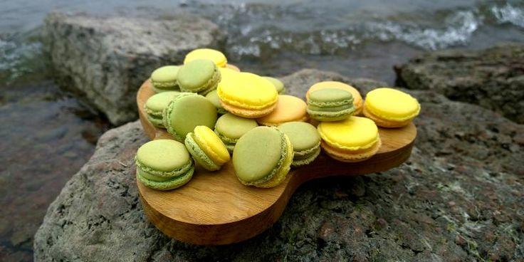 Pariisilaiset macaronit - klassikko pikkuleipä