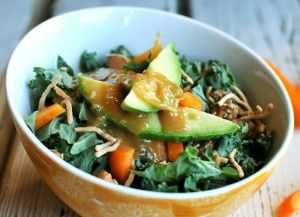 Fat SIck and Nearly Dead Recipes | Honey Sesame Salad Dressing