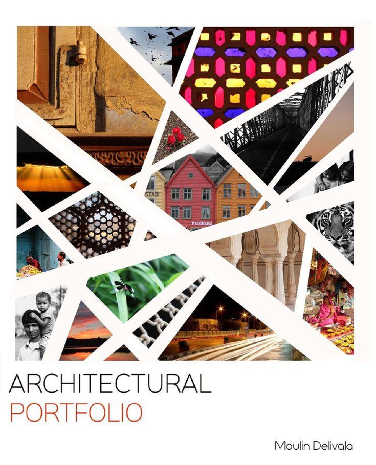 Moulin delivala architectural portfolio  Undergraduate Architectural Portfolio 2015