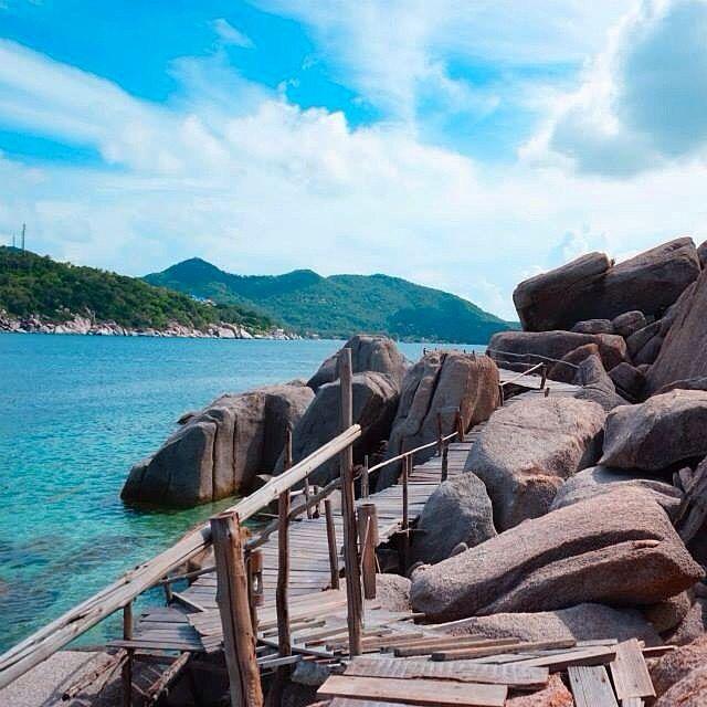 Ko tao in Thailand
