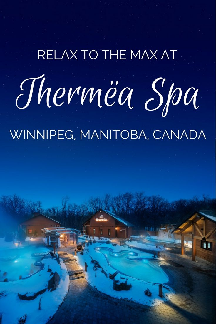 Thermëa Spa in Winnipeg, Manitoba, Canada focuses on the technique of a bathing circuit, a European ritual which is said to provide numerous health benefits.
