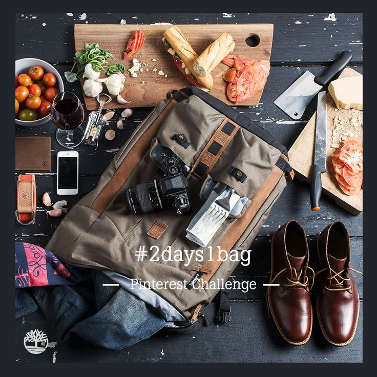 Our #MarkMakers are exploring Europe on their #2Days1Bag road trip! Join in their #footsteps. Pin your selection & win your outfit.