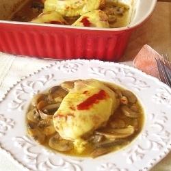 Chicken Valdostana recipe