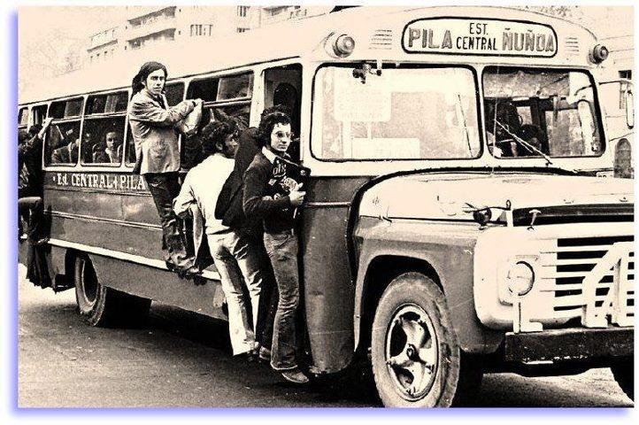 Chile, años 70.