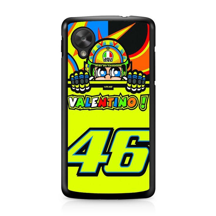 Valentino 46 Nexus 5 Case