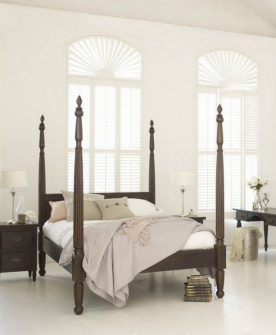 Five Of The Best Pencil Post Beds Window Decorating Pinterest Bed Bedroom And Four Poster