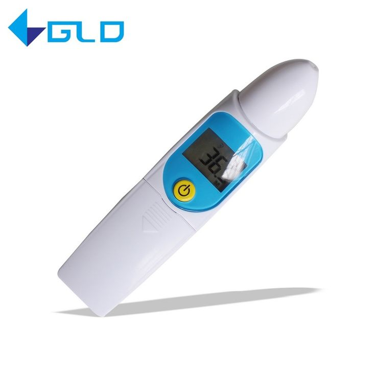 competitive price the skin infrared thermometer for human body temperature with CE