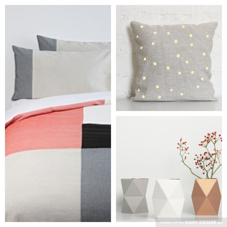 Grey accents.. From country road, hellomilky and poketdesign
