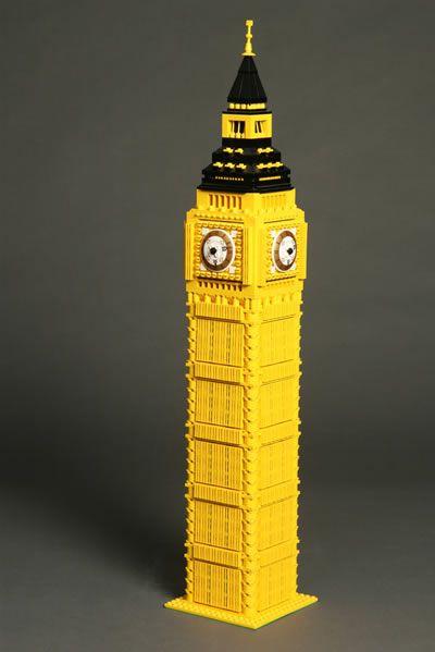 Big Ben lego
