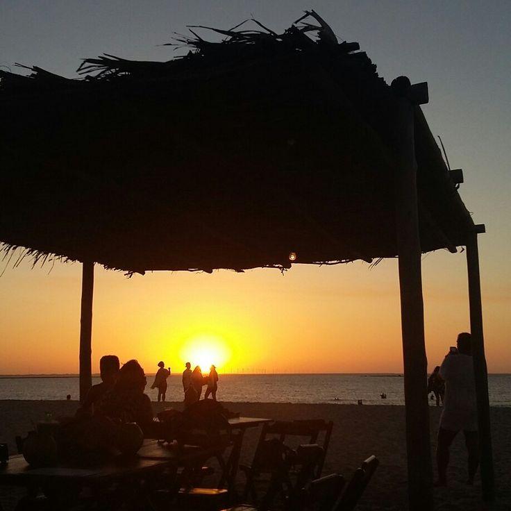 Praia do Farol de Itaqui - Luís Correia - Piauí #itaquibeach #piaui