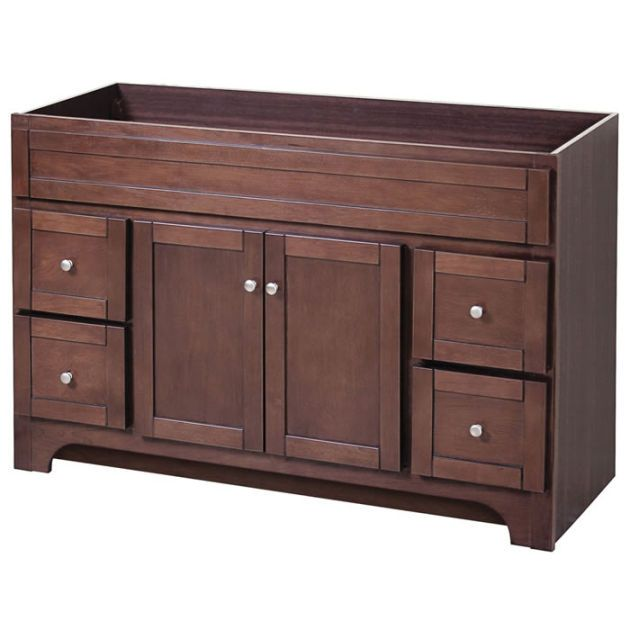 48 inch bathroom vanity for Bathroom 48 inch vanity