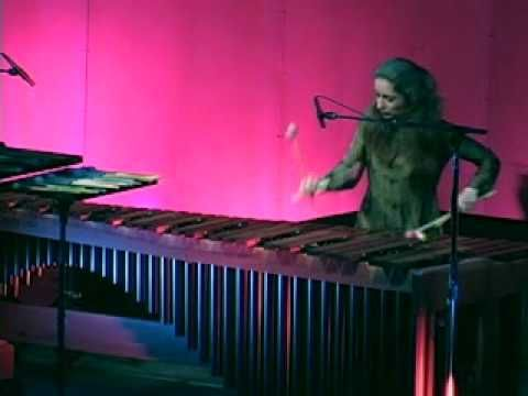Evelyn Glennie performs Rhythmic Caprice by Leigh Howard Stevens - YouTube