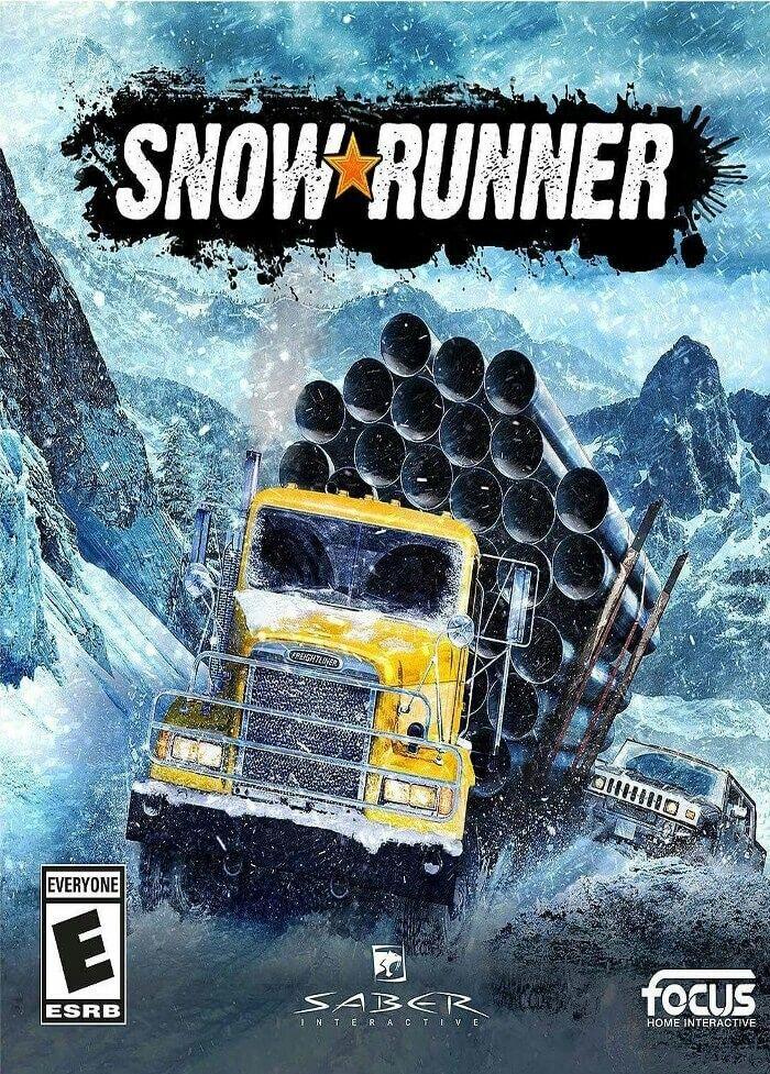 تحميل لعبة محاكي التغريز Snowrunner Pc للكمبيوتر Hd Phone Backgrounds Challenging Games Games For Kids