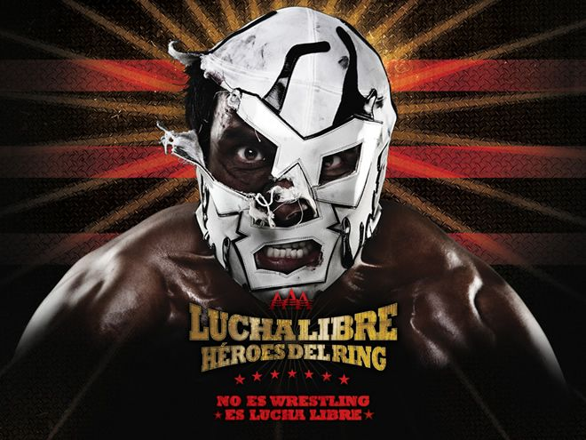 Luchador zombie   Lucha Libre AAA: Héroes del Ring para Wii y PSP disponible hasta ...
