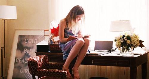 Backlit. Somewhere dir. Sofia Coppola
