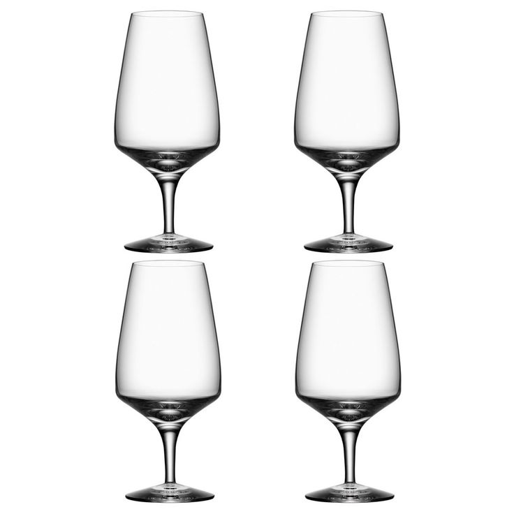 Pulse Ölglas 55 cl, 4-pack 374 kr. - RoyalDesign.se