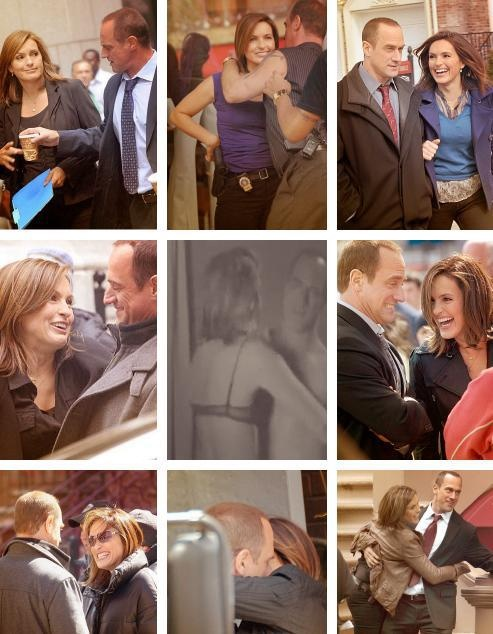 benson and stabler ever hook up