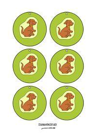Medaile pre deti so psíkom
