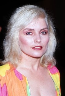 Deborah Harry(aka Blondie) ,singer/actress/composer, was born in 1945 in Miami, Florida. She was adopted at three months of age and raised by the Harry family in Hawthorne, New Jersey.